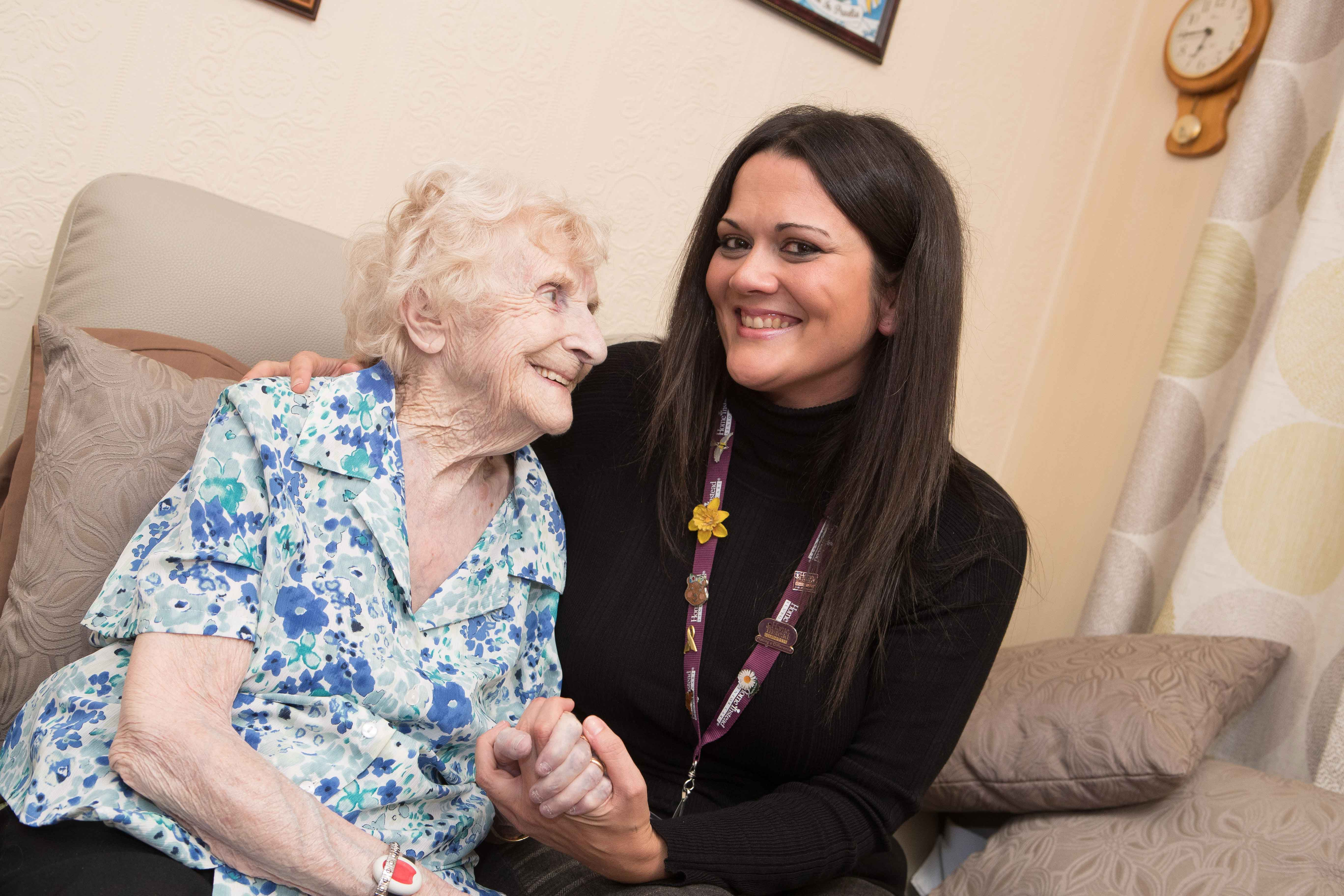 10,000 jobs in elder care set to change the face of ageing